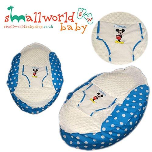 Personalizzato topolino baby bean bag