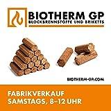 Biotherm GP Powerbricks Briquettes en Bois