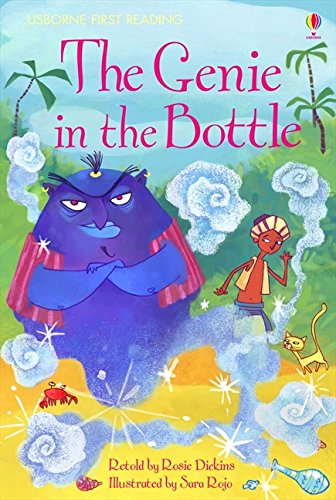 The Genie In The Bottle (English Learners)