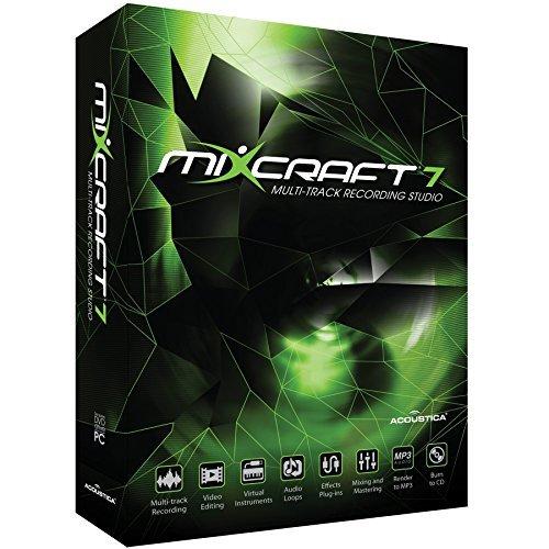 Acoustica Mixcraft 7 DAW (7 Mixcraft)