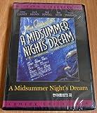 Ein Sommernachtstraum (1935) Alle Region (Region 1,2,3,4,5,6 Compatible) DVD. Darsteller James Cagney, Dick Powell, verree teas