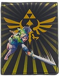 Cartera–Nintendo–Zelda ráfaga Bi-fold nuevo oficial regalos mw1t9czss