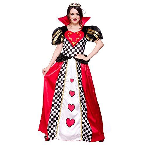 Of Großbritannien Hearts Kostüm Queen - Fairytale Queen Of Hearts