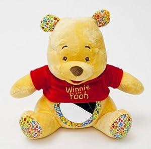 JoyToy Winnie the Pooh 800203 - Peluche de Winnie the Pooh con espejo, 30 cm importado de Alemania