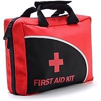YUUVE 151-teiliges Erste Hilfe Set - mit Rettungsdecke und Eisbeutel für Auto, Reisen, Zuhause, Schule, Büro,... preisvergleich bei billige-tabletten.eu