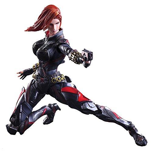 Marvel Comics Variant Play Arts Kai Actionfigur Black Widow 26 cm