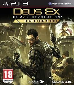 NEW & SEALED! Deus Ex Human Revolution Directors Cut Sony Playstation 3 PS3 Game