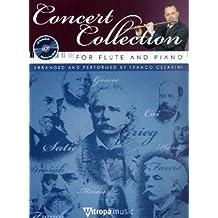 Concert Collection, für Flöte und Klavier, m. Audio-CD