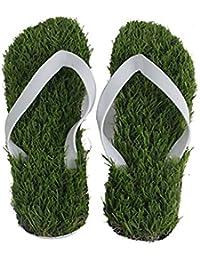 PIXNOR 1 Par de Zapatillas de Césped de Simulación - Tamaño 41