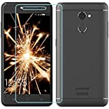 Coolpad Note 5 Lite, Premium Real Tempered Glass, 2.5D 9H Anti-Fingerprints & Oil Stains Coating Hardness Screen Protector Guard For Coolpad Note 5 Lite