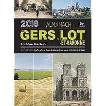 Almanach du Gers - Lot-et-Garonne 2018