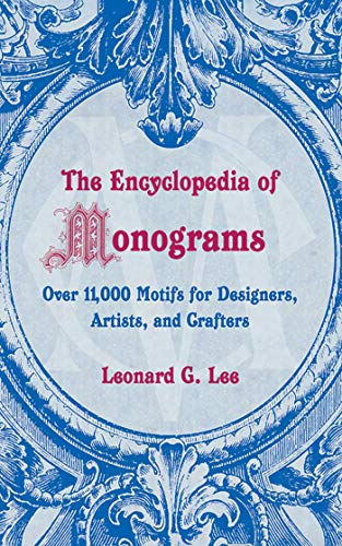 The Encyclopedia of Monograms Nouveau Monograms