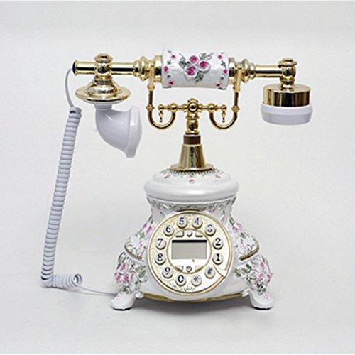 telefono-antiguo-material-de-la-resina-de-la-manera-identificacion-del-llamador-estilo-retro