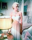 Grace Kelly to Catch a Thief Busty in weiß von Schulter Kleid 10x 8Werbe Foto