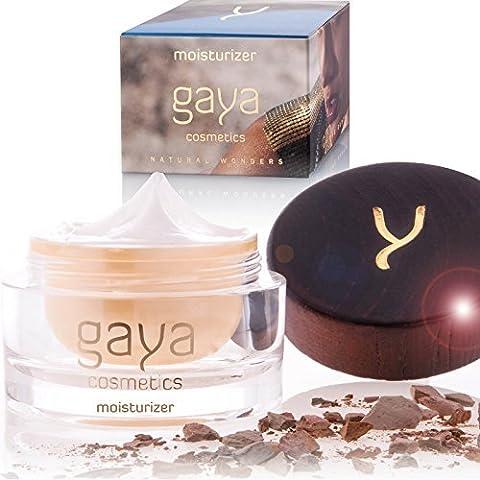 Crema Facial Hidratante Y Vegana – Crema Facial Para Hidratar La Piel Y Lograr Una Piel Joven Y Suave