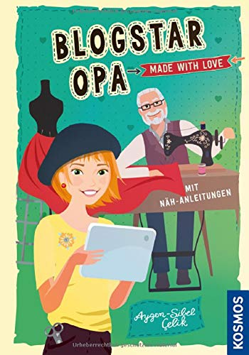 Blogstar Opa - Made with love (You Tube Kostüm)