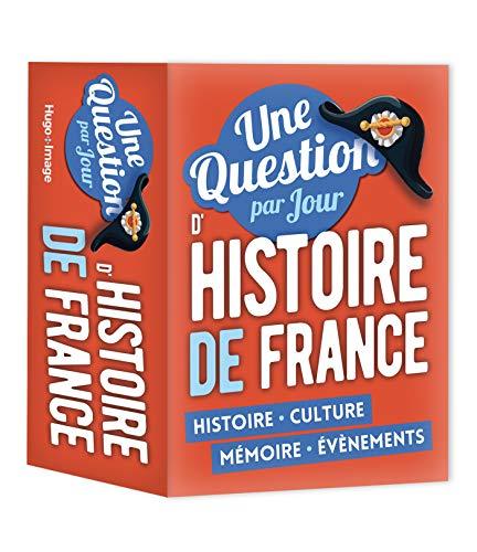 Une Question par jour d'Histoire de France 2019 par Collectif