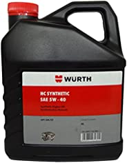 Wuerth 5W-40 HC Synthetic Engine Oil (4 L)