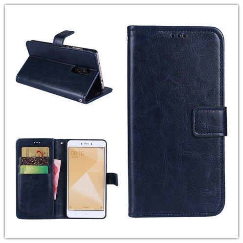 Funda® Flip Brieftasche Hülle für Oukitel C8 (Muster 6)