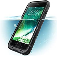 Custodia impermeabile iPhone 7, i-Blason [ Waterproof ] Antiurto +