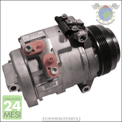 B2P compresor climatizador de aire acondicionado Sidat BMW X5 gasolina> 2000