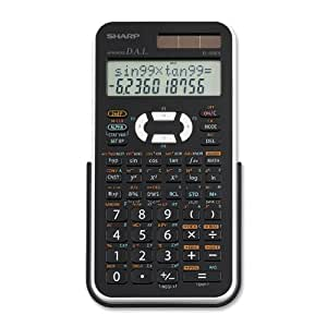 Sharp EL520XBWH Calculatrice