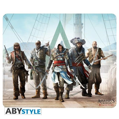 Preisvergleich Produktbild Assassin's Creed IV - Black Flag Mousepad / Mauspad
