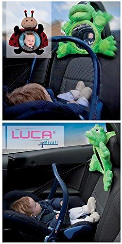 Little LUCA Baby Auto Sicherheit Spiegel, Sun