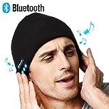 Best LG Wireless Running Earphones - GZLMMY Unisex Cap Bluetooth Beanie Smart Winter Knit Review