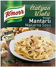 Knorr İtalyan Usulü Kremalı Mantarlı Makarna Sosu 52G