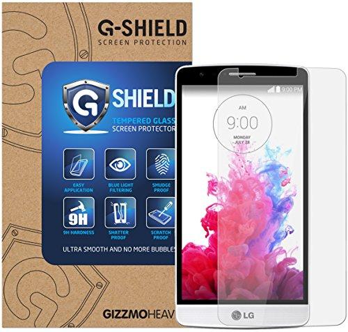 G-Shield Bildschirmschutzfolie für LG G3 Hartglas Schutzfolie