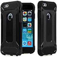 iPhone 8 Case, iPhone 7 Case, Rugged Tough Dual Layer Armor Case iPhone 7 Protective Case Shockproof Case Cover for iPhone 7   iPhone 8 [Heavy Duty] [Slim Hard Case] BY AMPLE®