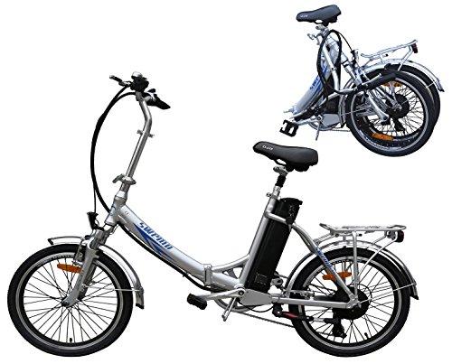 Winter-Sonderangebot-20-Zoll-SWEMO-Alu-Klapp-E-Bike-Pedelec-SW200-Neu