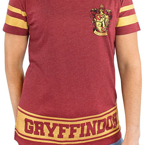 Harry-Potter-Womens-Gryffindor-T-Shirt