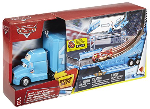 Hot wheels cars coche pista salto mortal mattel dhf52 - Juguetes disney cars ...