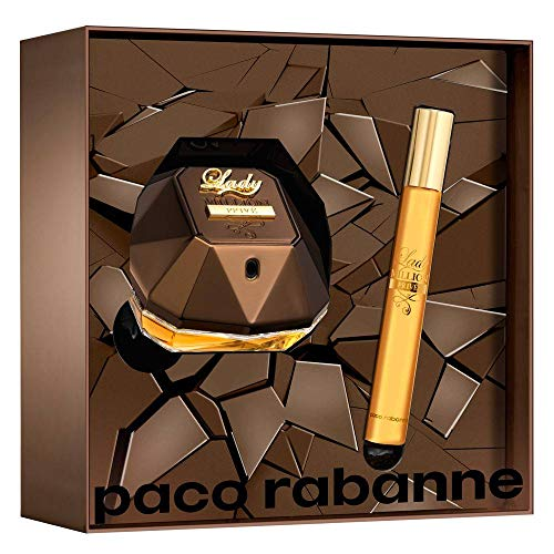 Coffret/Gift Set Paco Rabanne Lady Million Prive 50ml Eau de parfum Spray / 10ml Eau de parfum Spray - 10 Ml Eau De Parfum Spray