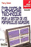 GUIDE COMPLET DE L'ANALYSE TECHNIQUE - Maxima Laurent du Mesnil - 14/02/2008