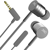 Zinq Technologies ZQEP-222-BASSIST Wired Earphone - Silver