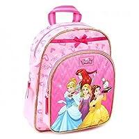 Children Disney Princess Backpack Girls Princess School Nursery Bag
