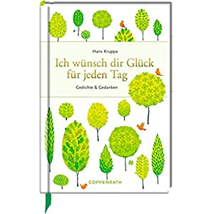 Lesen Ich Wünsch Dir Glück Für Jeden Tag Gedichte