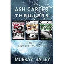 Ash Carter Thrillers: Box Set Books One, Two, and Three