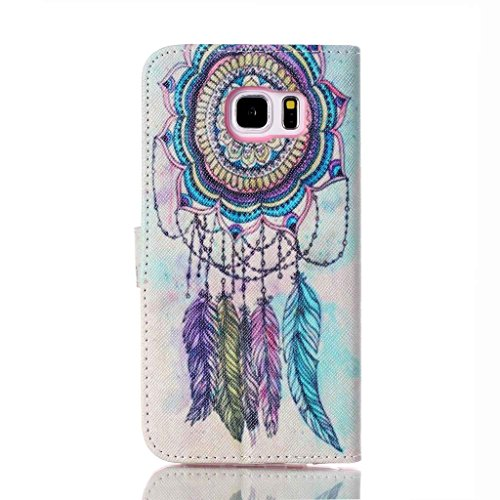 idatog, Borsa a spalla donna Pink wintersweet iPhone 6 Plus/iPhone 6S Plus Dreamcatcher