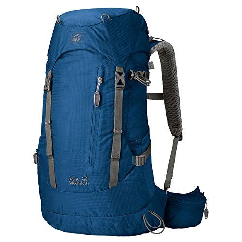Jack Wolfskin Herren Rucksack ACS Hike 26 Pack, Classic Blue, 26 Liter, 2004191-1127