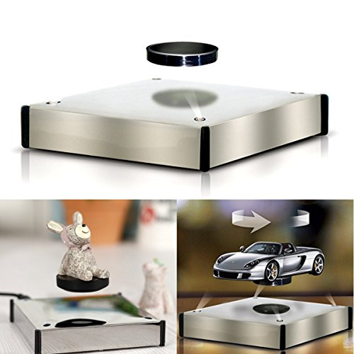 MASUNN Magnetische Levitation Floating Ion Revolution Display Platform Tray Mit Ez Float Technologie