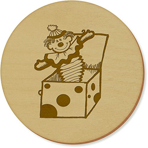6-x-jack-in-the-box-95mm-x-3mm-circle-wooden-coasters-cr00017191