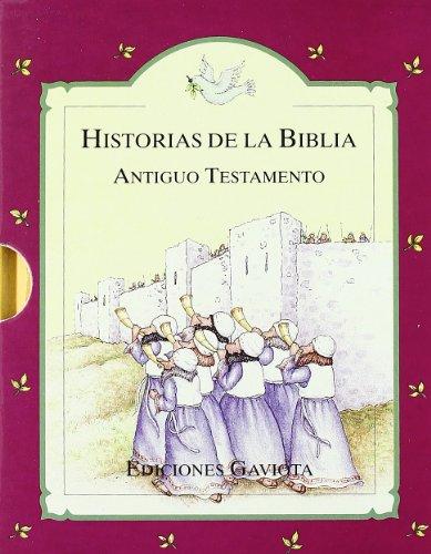 Historias de la Biblia (1 a 8): Antiguo Testamento