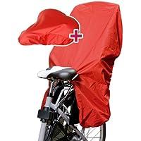 TROCKOLINO Set - Regenschutz für Fahrrad-Kindersitz und Sattel