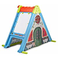 Feber Play And Fold Rocky House - 800011400 108 X 21.5 X 108 Cm Multi Color