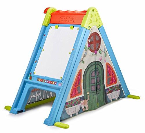 FEBER - Play&Fold Activity House 3 en 1 Casita (Famosa 800011400)