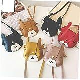 CULER Kindertasche Haspe Kinder nett Schulter Messenger Bag Mini Bag Deer Taschen für Kinder zufällige Farbe
